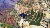Are Tourists Getting Too Close to Edges of Grand Canyon?
