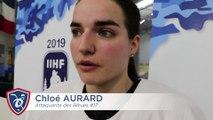 CM2019 Espoo. Allemagne - France, réactions d'après-match