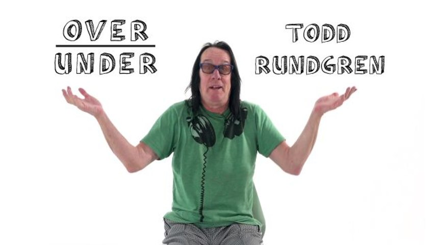Todd Rundgren Rates Alien Abductions, Jimmy Buffett, and the Rock & Roll Hall of Fame