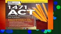 1,460 Act Practice Questions (College Test Prep)