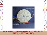 Dual Light Output  7 Diameter VERY BRIGHT COOL WHITE 6000K LED Panel for Ceiling Fan