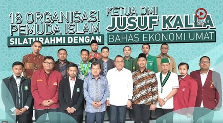 Jusuf Kalla- Masjid Harus Netral dari Politik Praktis