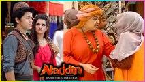 Aladdin & Princess Yasmine To Find Ginu | Aladdin - Naam Toh Suna Hoga