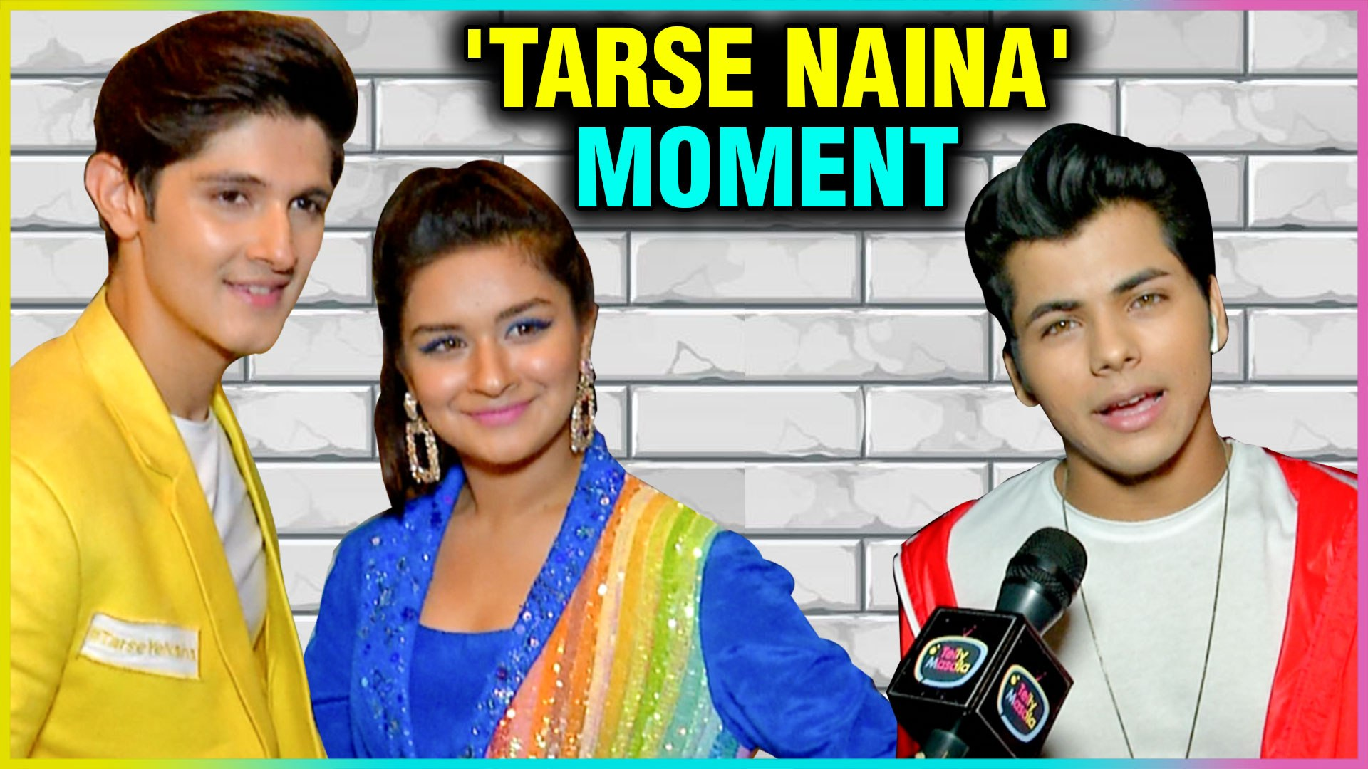 Rohan Mehra, Siddharth Nigam, Avneet Kaur REVEAL Their 'TARSE NAINA' Moment In Life