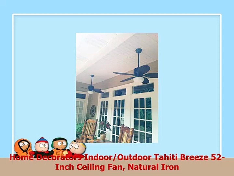 Ceiling Fan Replacement Parts Home Decorators Pendersen 42 in