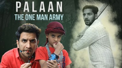 PALAAN THE ONE MAN ARMY  Funny Rowdy comedy  Kiraak Hyderabadiz