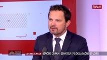 Grand débat : il ne faut pas « rejouer l'élection présidentielle de 2017 » prévient Jérôme Durain