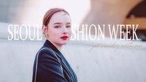 get ready with me for SEOUL FASHION WEEK 2019 ✨ Vlog + GRWM | Sissel