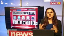 NewsX PolStrat Opinion Poll — Andhra Pradesh Poll Of Polls 2019 Results