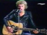 Johnny Hallyday _ J'ai besoin d'un ami version acoustique (23.06.1973)