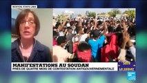 Manifestations au Soudan: près de quatre mois de contestation antigouvernementale