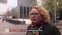 Banque : la Société générale annonce la suppression de 750 postes en France