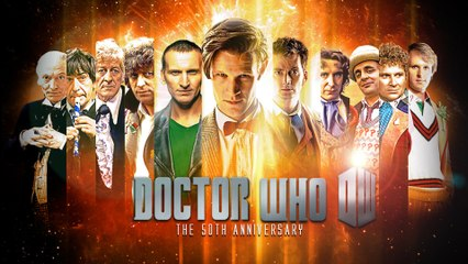 Doctor Who : 50 Years Video Mixtape
