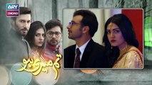 Tum Meri Ho Episode 24 - on ARY Zindagi in High Quality 9th April 2019