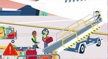 Sécurité des vols, agir ensemble au sol - Transmission des informations relatives au chargement
