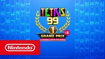 Tetris 99 - Trailer 'Grand Prix 2 '