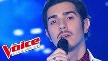 Patrick Bruel - Casser la voix | Flo Malley | The Voice France 2012 | Blind Audition
