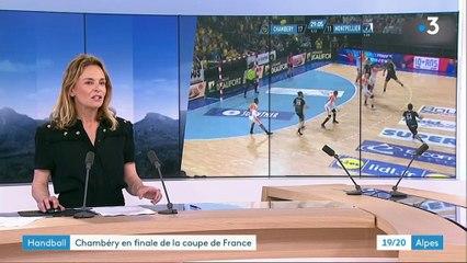Erick Mathé au 19/20 sur France 3