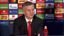 Solskjaer: Man U need to play at 'best level' to overcome Barcelona in UCL