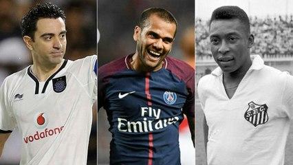 Veja quem são os jogadores com mais títulos na história do futebol mundial