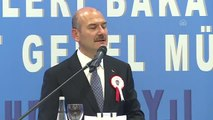 """Soylu: """"Türk Polis Teşkilatı 174 Yıllık Bir Maziden Çok Önemli Tecrübeler Elde Etmiştir"""""""