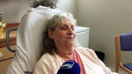 Geneviève Legay, la militante blessée à Nice, témoigne (1)