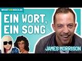 James Morrison singt Songs von Lady Gaga und Cher - Ein Wort, ein Song