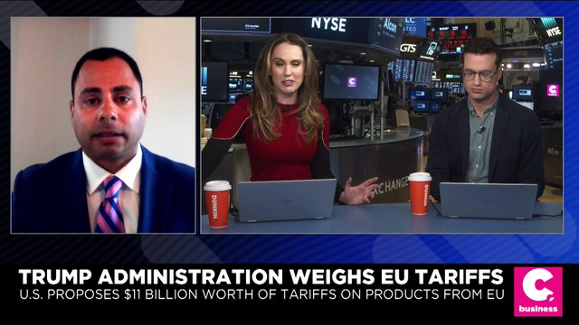 Trump Administration Weighs EU Tariffs