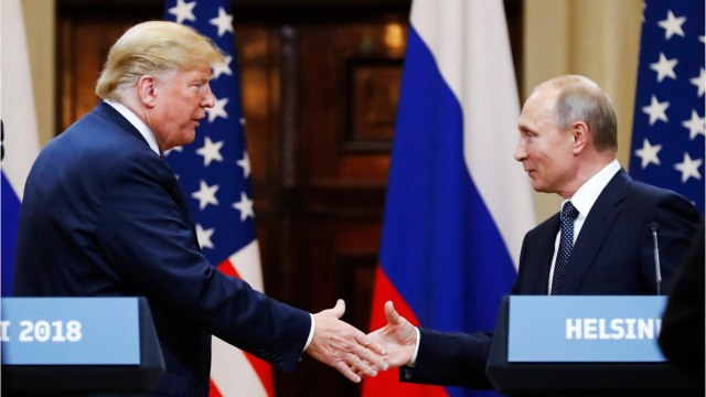 Putin Says Russia Knew From The Beginning That Mueller Report Would Find No Collusion