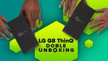 LG G8 ThinQ: Doble unboxing