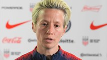 Megan Rapinoe, Alex Morgan Discuss USWNT Gender Discrimination Lawsuit