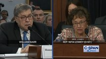 Attorney General William Barr Refuses To Answer If White House Was Briefed On Mueller Report
