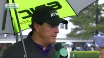 Masters on the Range: Phil Mickelson on Augusta National's course technology