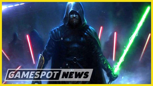 Star Wars Jedi: Fallen Order Gets New Teases