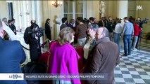 """Grand débat : Édouard Philippe veut """"remettre des fonctionnaires sur le terrain"""""""