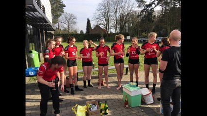 U15-A Prov. Kampioen Antwerpen 2018-2019