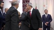 Türkiye Afet Acil Durum Yönetimi Dairesi Heyetinden KKTC Meclis Başkanı Uluçay'a Ziyaret