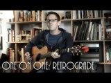 ONE ON ONE: Glen Phillips - Retrograde (James Blake) September 24th, 2013 New York City