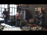One On One: Hoochie Coochie Men - Things I Know November 30th, 2014 New York City