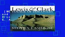 [MOST WISHED]  Lewis and Clark: Voyage of Discovery by Stephen E. Ambrose