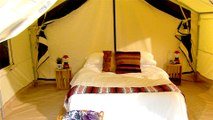 Glamping at the Verde Valley Wine Festival