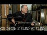ONE ON ONE: David Broza - East Jerusalem West Jerusalem June 26th, 2016 City Winery New York