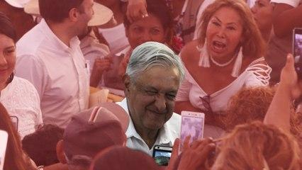AMLO hace lo que NUNCA IMAGINASTE ver en un presidente de México
