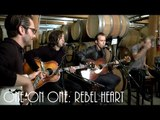 ONE ON ONE: The Shelters - Rebel Heart June 9th, 2016 City Winery New York