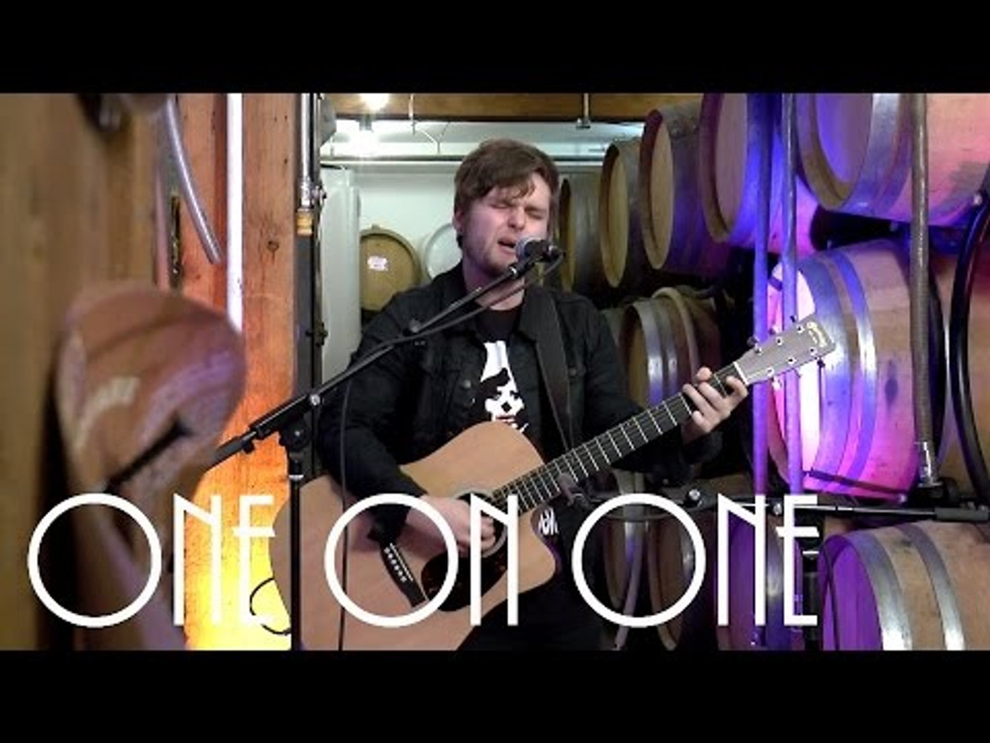 ONE ON ONE: Bobby Mahoney January 12th, 2017 City Winery New York Full Session