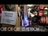 Cellar Sessions: Old Sea Brigade - Let Me Know October 4th, 2017 City Winery New York
