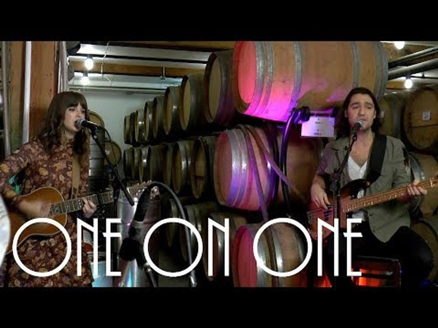 Cellar Sessions: Rebecca Haviland and Whiskey Heart 10/25/17 City Winery New York Full Session