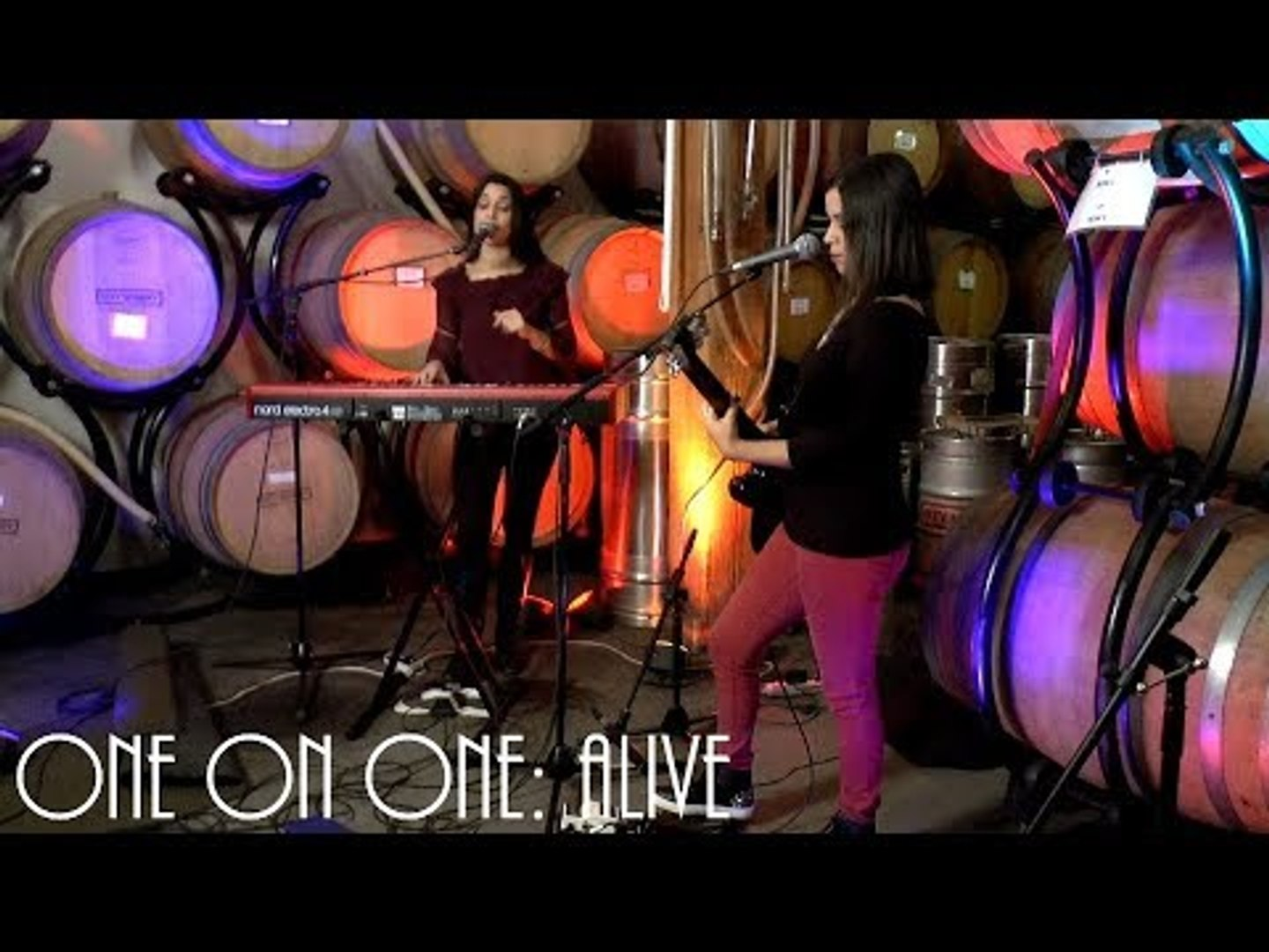 Cellar Sessions: HEGAZY - Alive January 19th, 2018 City Winery New York
