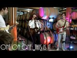 Cellar Sessions: The Elwins - This Is It October 20th, 2017 City Winery New York
