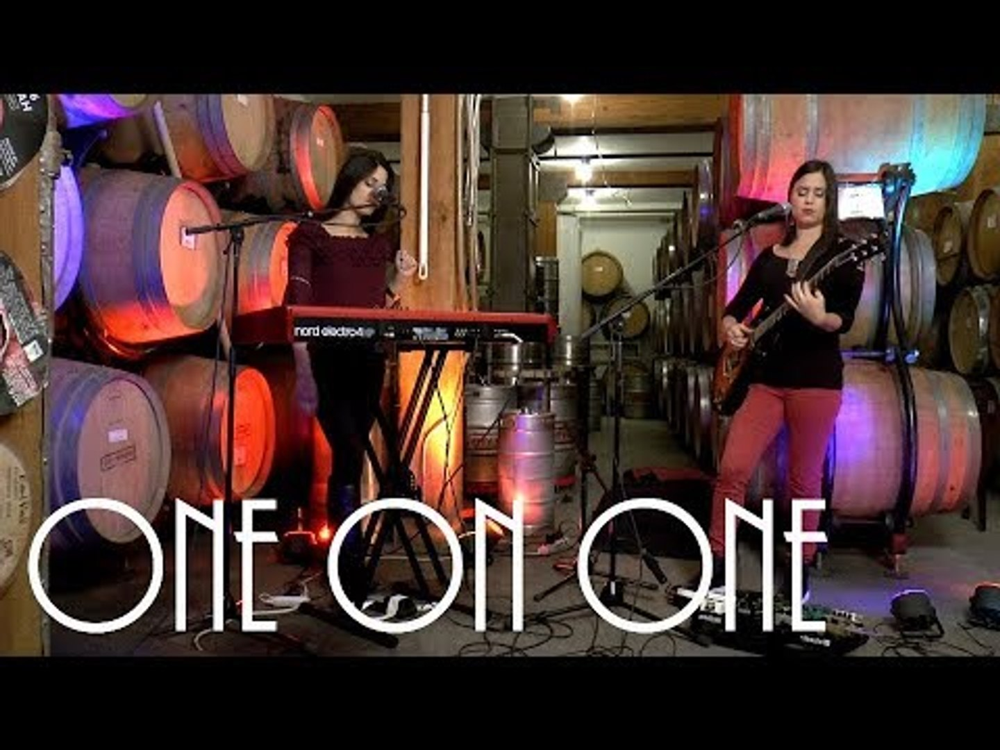 Cellar Sessions: HEGAZY January 19th, 2018 City Winery New York Full Session